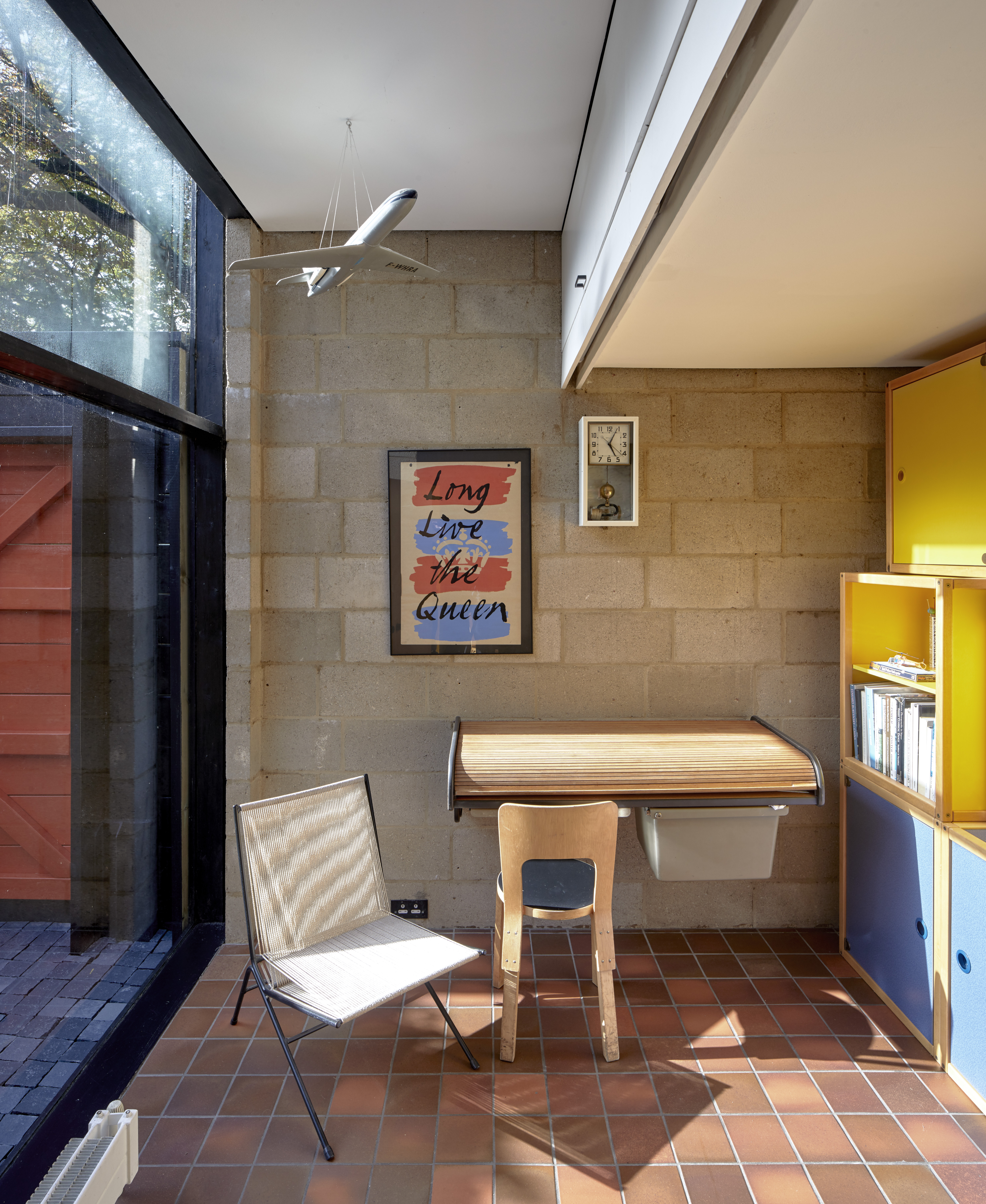 Studio MacLean Courtyard House
